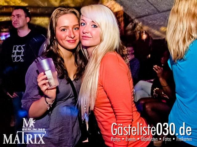 https://www.gaesteliste030.de/Partyfoto #111 Matrix Berlin vom 04.04.2012
