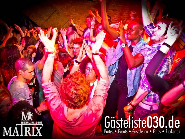 https://www.gaesteliste030.de/Partyfoto #63 Matrix Berlin vom 14.03.2012