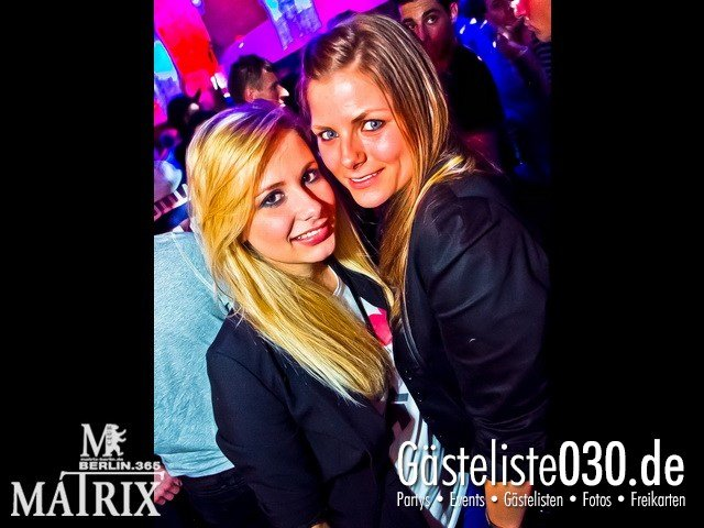 https://www.gaesteliste030.de/Partyfoto #56 Matrix Berlin vom 15.03.2012