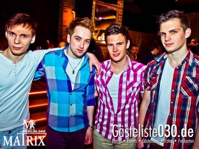 https://www.gaesteliste030.de/Partyfoto #56 Matrix Berlin vom 07.04.2012