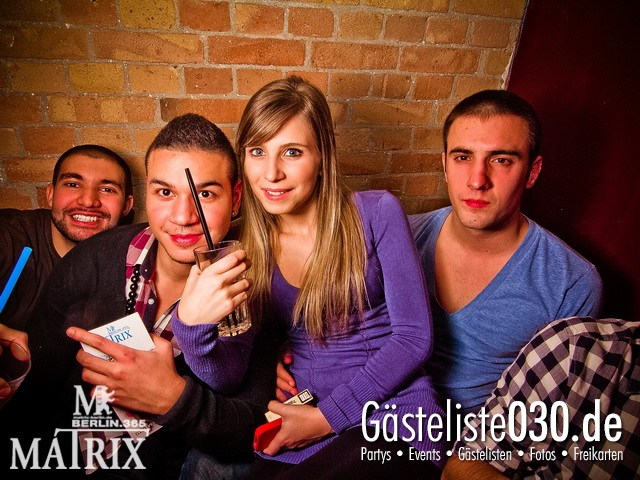 https://www.gaesteliste030.de/Partyfoto #76 Matrix Berlin vom 01.02.2012