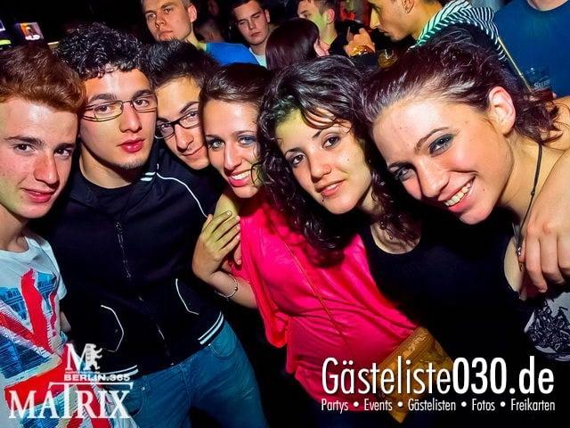 https://www.gaesteliste030.de/Partyfoto #15 Matrix Berlin vom 25.04.2012