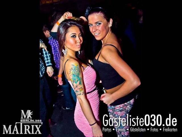 https://www.gaesteliste030.de/Partyfoto #39 Matrix Berlin vom 20.01.2012