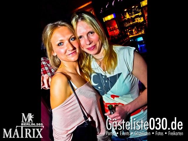 https://www.gaesteliste030.de/Partyfoto #48 Matrix Berlin vom 05.04.2012