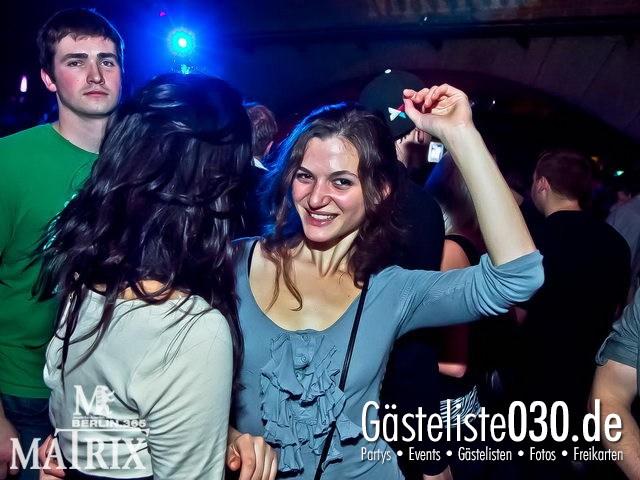 https://www.gaesteliste030.de/Partyfoto #45 Matrix Berlin vom 22.12.2011