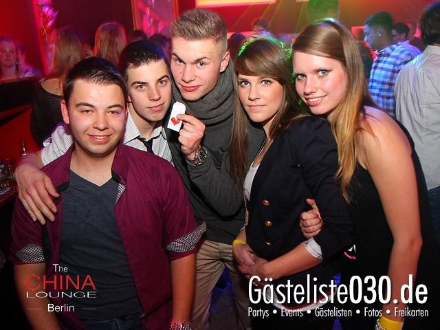 https://www.gaesteliste030.de/Partyfoto #21 China Lounge Berlin vom 09.12.2011