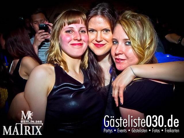 https://www.gaesteliste030.de/Partyfoto #67 Matrix Berlin vom 18.04.2012