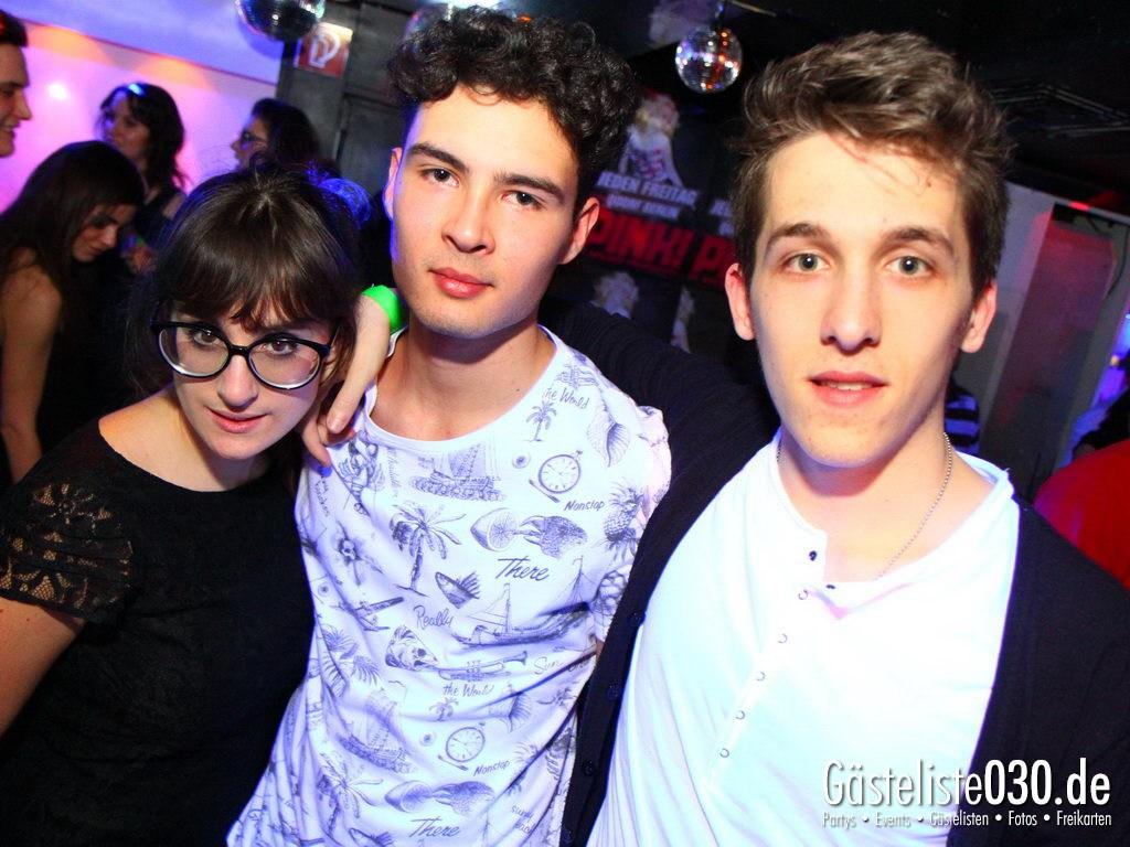 Partyfoto #50 Q-Dorf 14.03.2012 Die Berliner Clubnacht