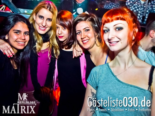 https://www.gaesteliste030.de/Partyfoto #29 Matrix Berlin vom 14.02.2012
