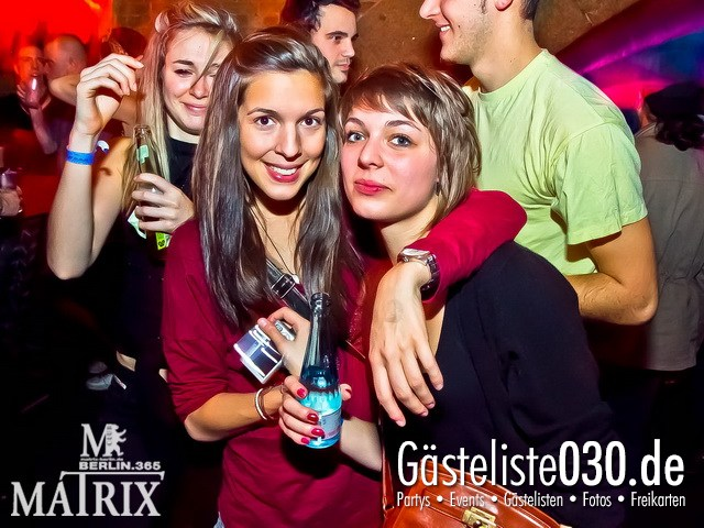 https://www.gaesteliste030.de/Partyfoto #34 Matrix Berlin vom 14.12.2011