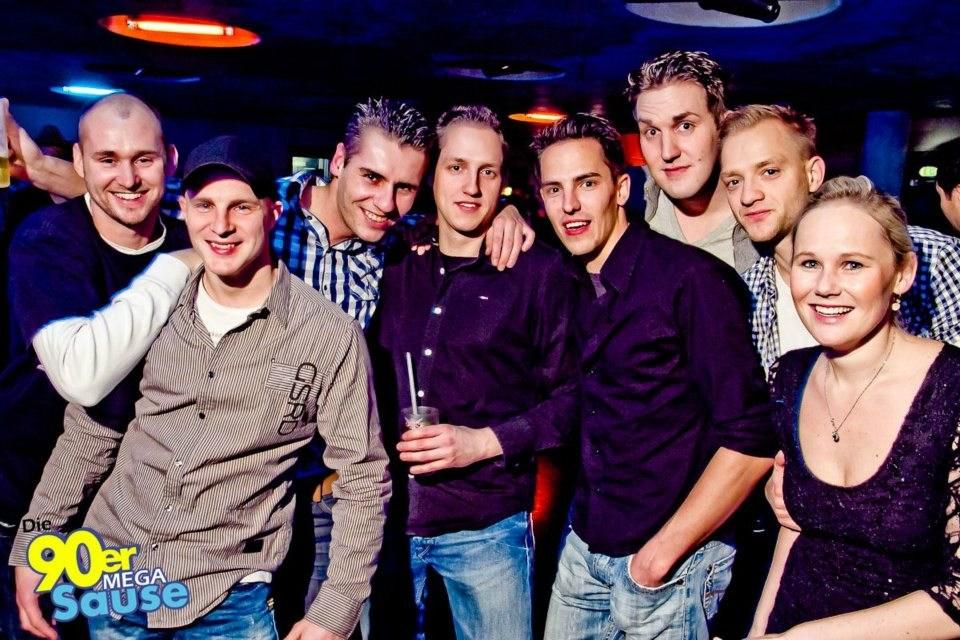Partyfoto #50 Velodrom 04.02.2012 Teil II: Die 90er MEGA Sause mit Haddaway *live* und Benjamin Boyce *live*
