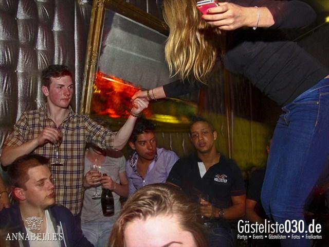https://www.gaesteliste030.de/Partyfoto #105 Annabelle's Berlin vom 11.04.2012