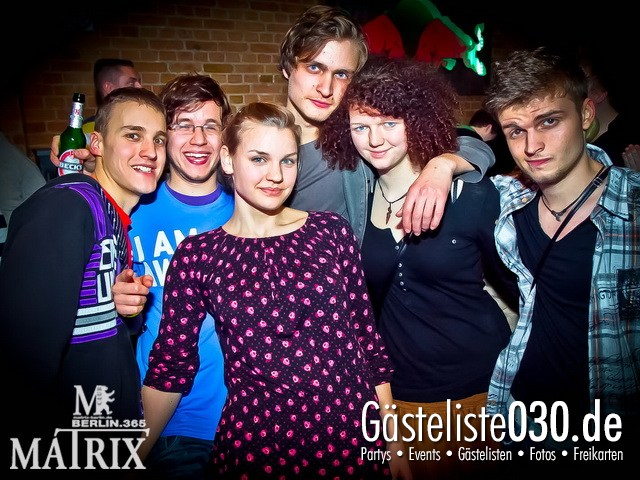 https://www.gaesteliste030.de/Partyfoto #55 Matrix Berlin vom 25.02.2012