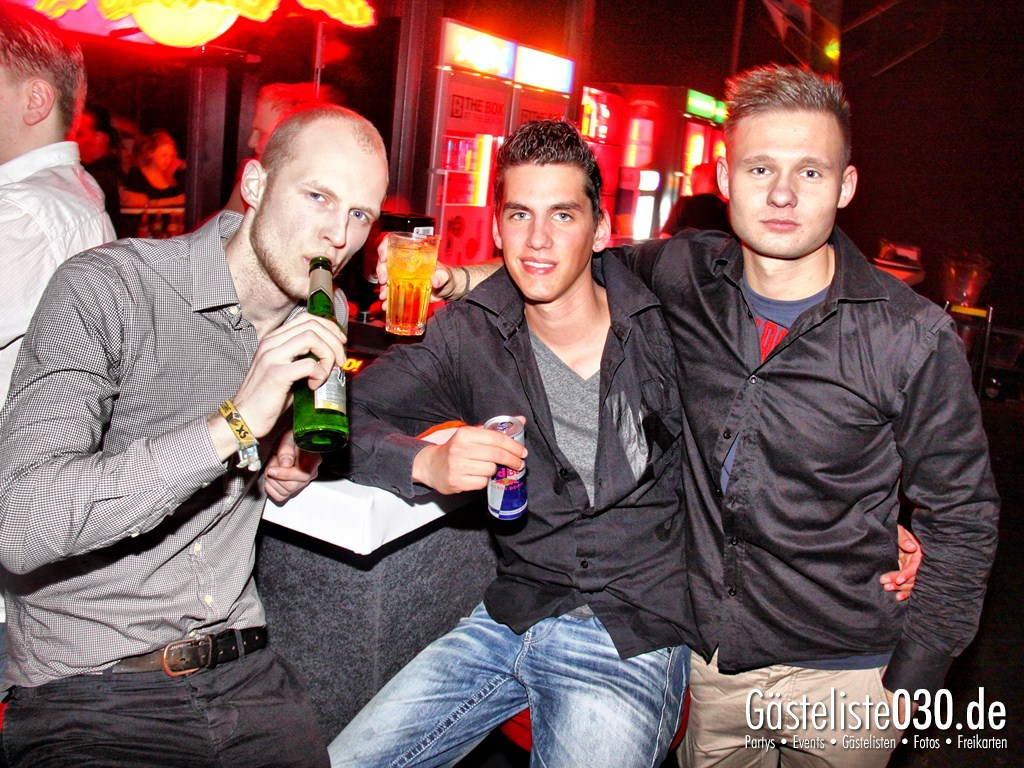 Partyfoto #48 Box Gallery 31.03.2012 Box Gallery - HotSpot