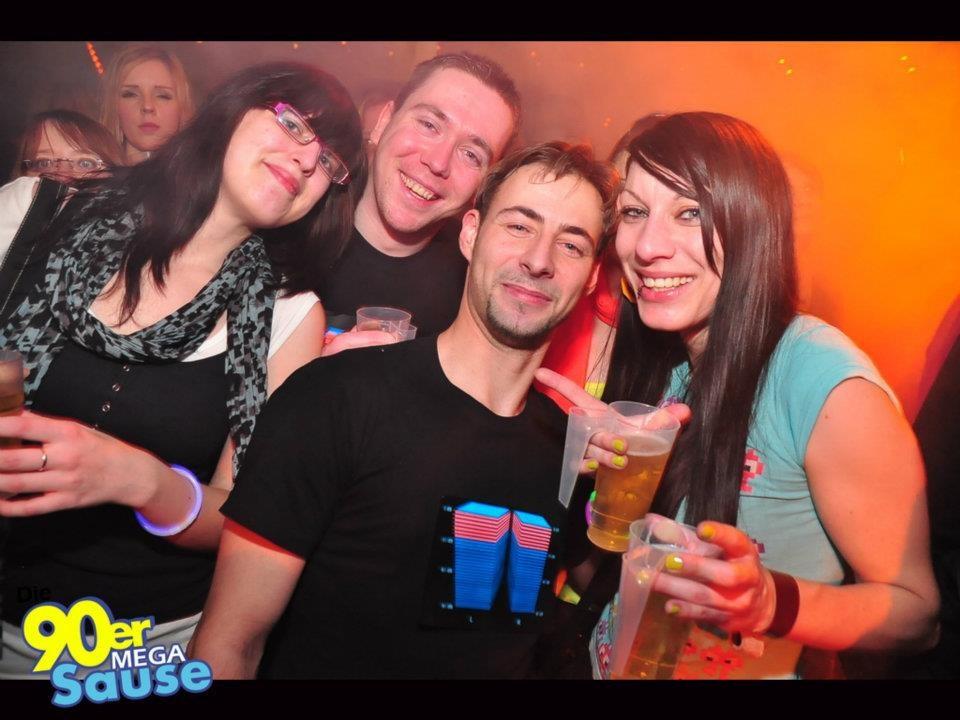 Partyfoto #48 Velodrom 04.02.2012 Teil II: Die 90er MEGA Sause mit Haddaway *live* und Benjamin Boyce *live*