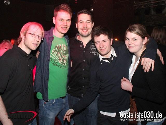 https://www.gaesteliste030.de/Partyfoto #19 Steinhaus Berlin vom 09.03.2012