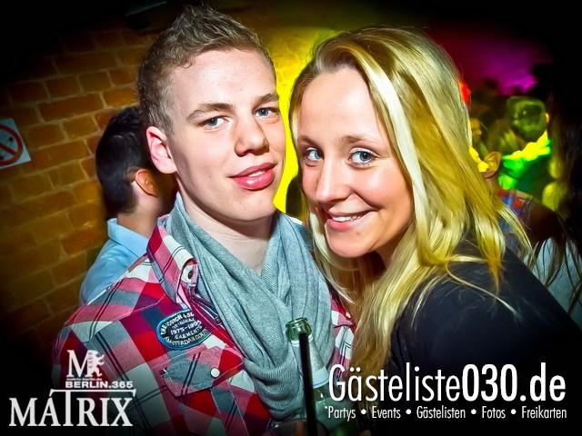 https://www.gaesteliste030.de/Partyfoto #27 Matrix Berlin vom 30.03.2012