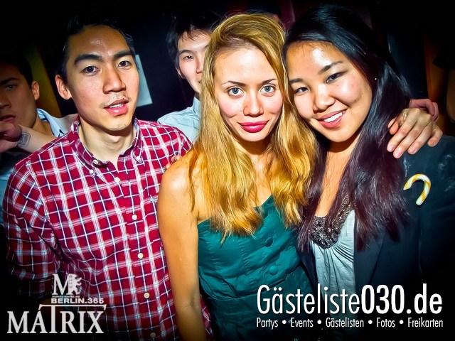 https://www.gaesteliste030.de/Partyfoto #13 Matrix Berlin vom 24.10.2011