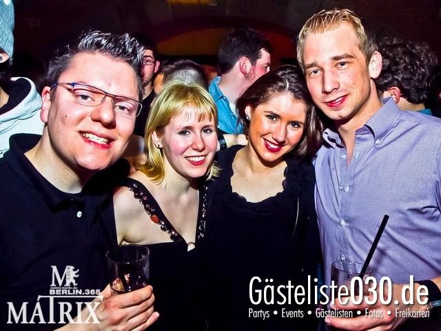 https://www.gaesteliste030.de/Partyfoto #13 Matrix Berlin vom 30.03.2012