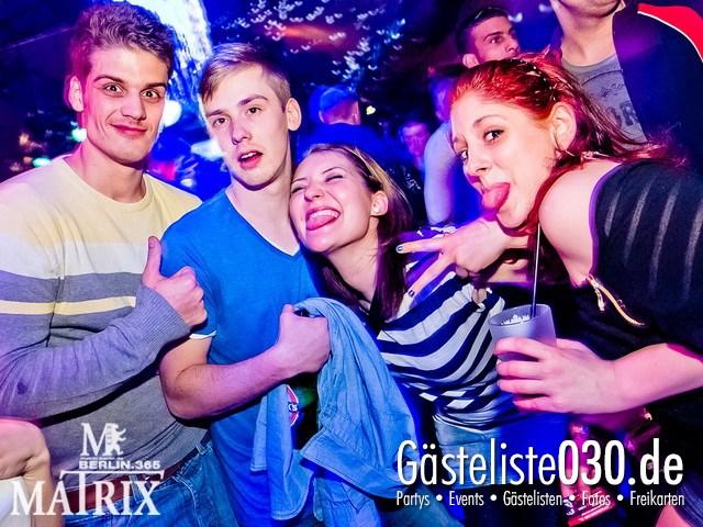 https://www.gaesteliste030.de/Partyfoto #147 Matrix Berlin vom 04.04.2012