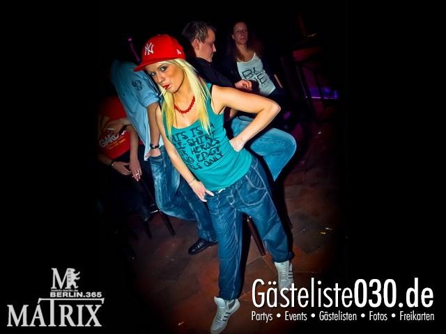 https://www.gaesteliste030.de/Partyfoto #62 Matrix Berlin vom 11.02.2011