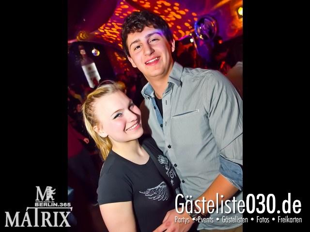 https://www.gaesteliste030.de/Partyfoto #104 Matrix Berlin vom 11.02.2011